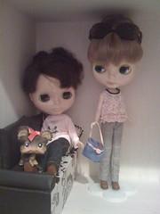 Angy-Bony & Kitty