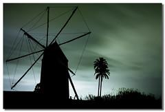 Molino boreal (José Andrés Torregrosa) Tags: molino nocturna sigma1020 campodecartagena