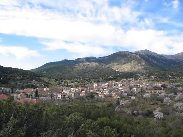 Πελοπόννησος - Λακωνία - Δήμος Γερoνθρών Ζαραφώνα