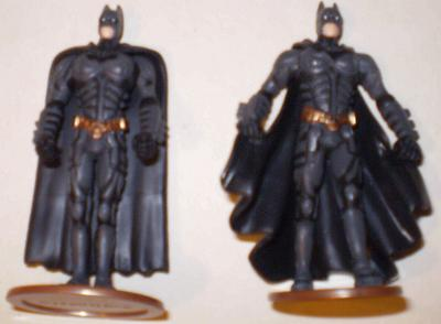 Dark Knight figurines