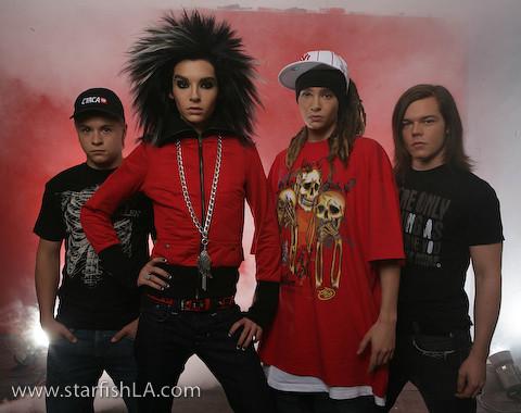 Tokio Hotel ~ (78) por ~ Ariieelaa! *.*.