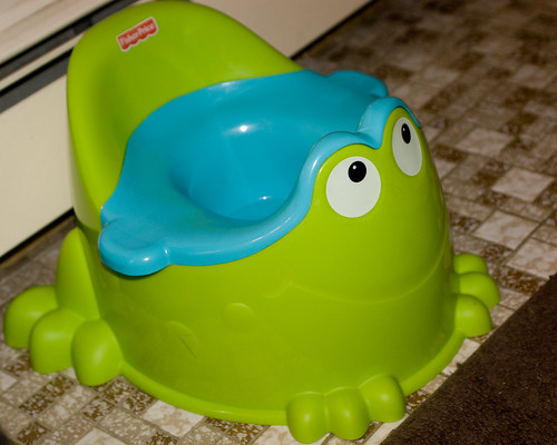 The Happy Potty