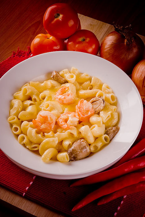 IMAGE:Classic Macaroni & Cheese