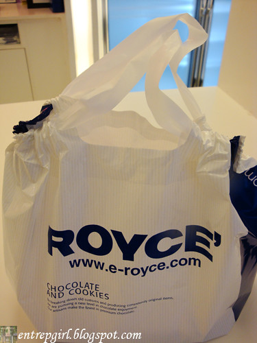 Royce' bag