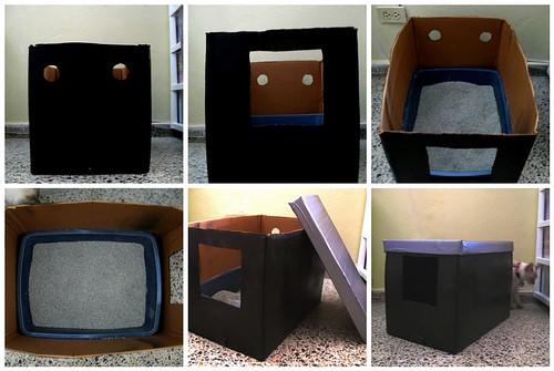 Diy Hidden Litter Box Diy Litter Box Cover Diy Cat