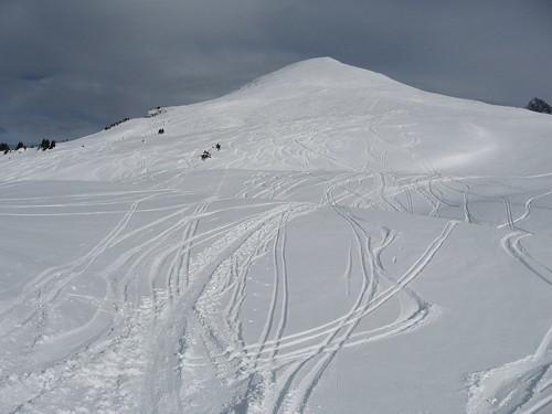 Cascade et ski de rando avec JY 022