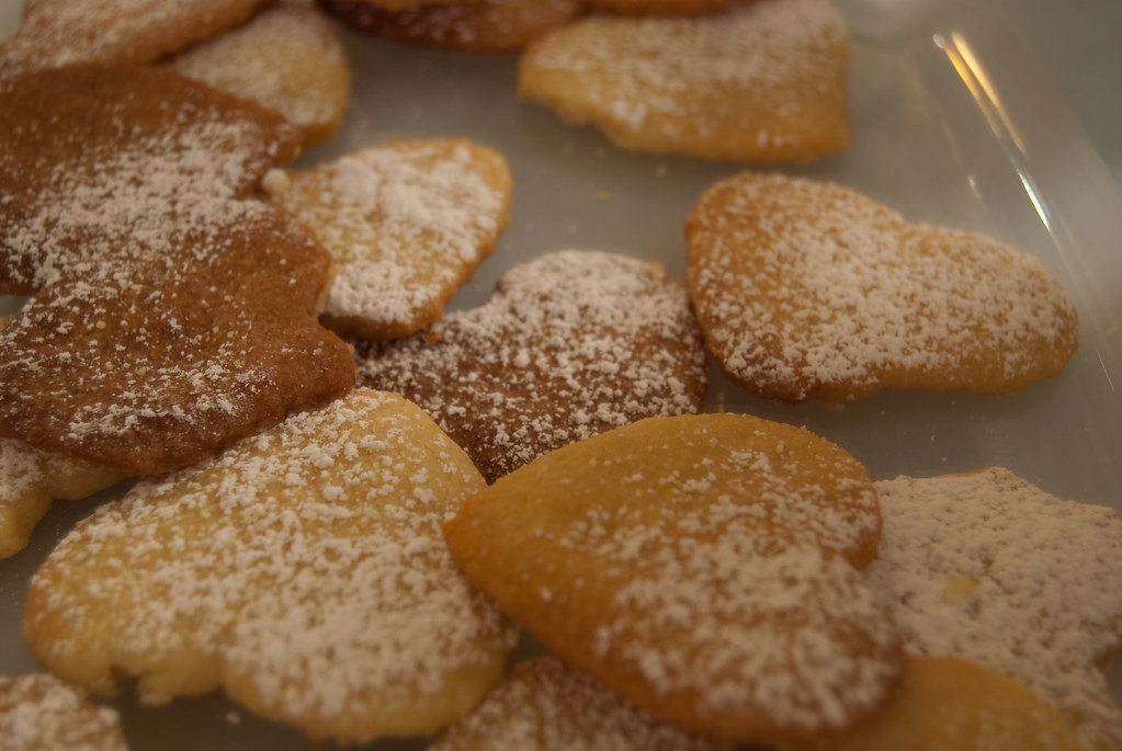 Lemon Sugar Crisps