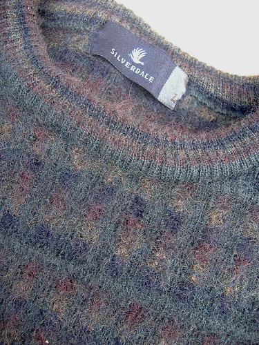 felted jumper from cristina