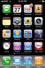 iPhone Apps 1