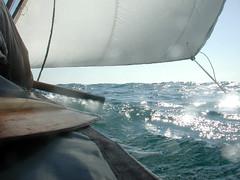 sail Klepper Ocean (dipesi2000) Tags: ocean coast meer sailing kenya kayaking sail afrika lamu kenia segeln kajak segel kste dowh monsun klepper tropen cayak faltboot indischer seekajak seacayak