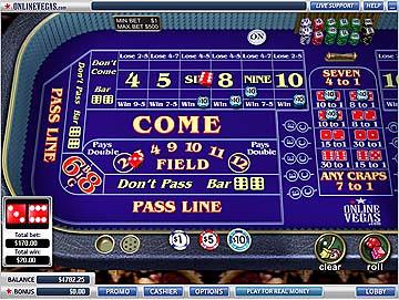 best online craps casino bingo karten erstellen