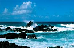 Maui.ho'okipa arch (cordeiroj57) Tags: ocean seascape hawaii lava surf waves maui breakingwave moana nalu hookipa
