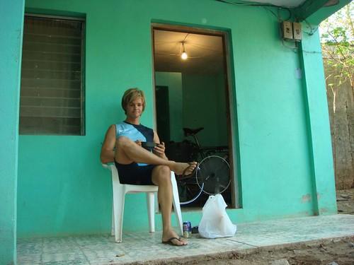 My last brekkie in Nicaragua...