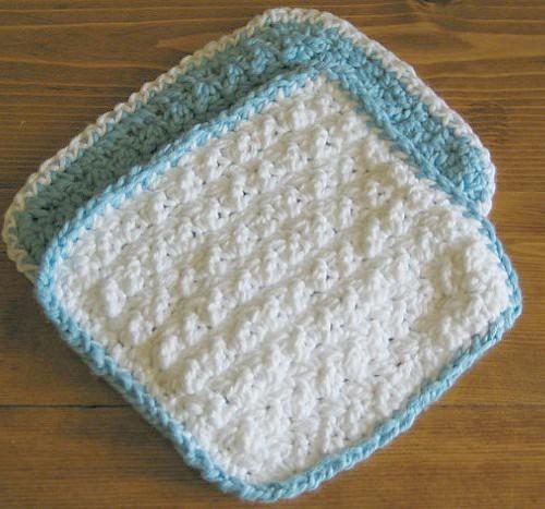 Baby Washcloths 2