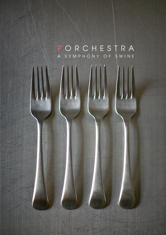 Porchestra - A Symphony of Swine