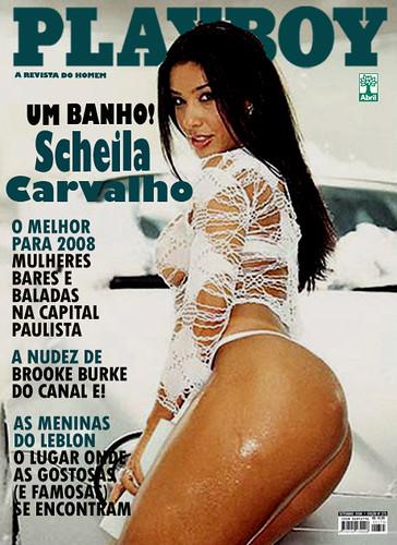 Sheila carvalho play boy Appetitanreger!