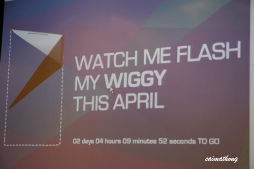 Wiggy Countdown