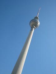 Fernsehturm Berlin / Television Tower (das21) Tags: berlin germany tvtower deutschetelekom invitedby