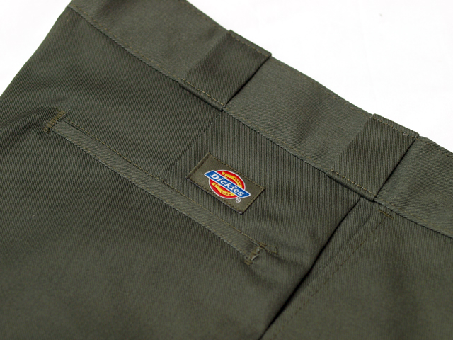 Dickies / #874 Remake Cropped Pant