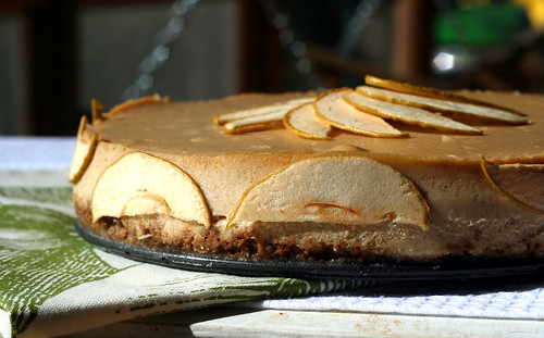 daring bakers cheescake