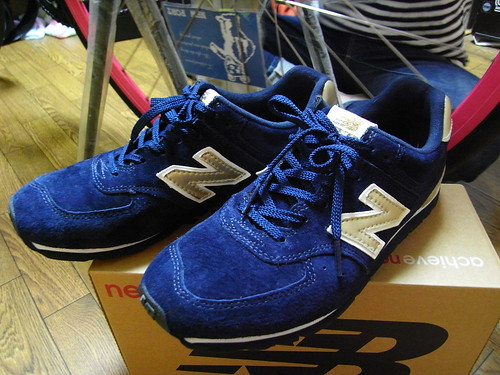 NB×BEAUTY&YOUTH