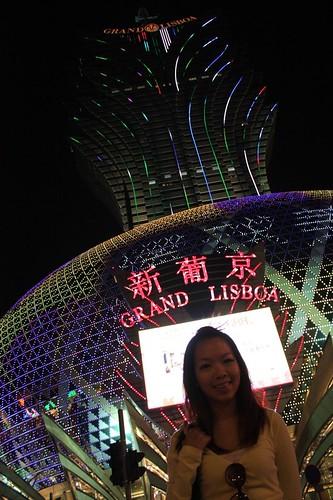 HK MACAU 2009 1231