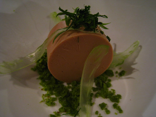 Foie Gras with Passionfruit & Chinese Celery