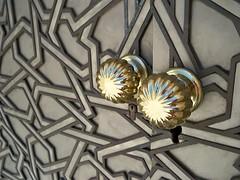 Exterior Doors (d. marie henderson) Tags: africa travel architecture mosaic mosque morocco casablanca hassan zellij