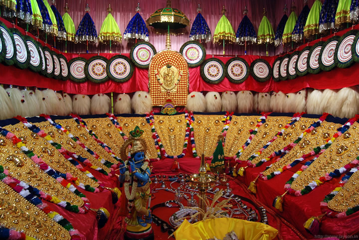 thrissur pooram - Thiruvambady Chamayam Exhibition
