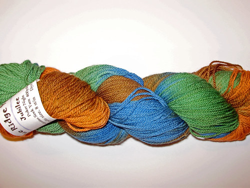 Blue Ridge Yarns/Misty Mountain Farm -MSW