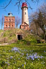 Leuchtturm am Kap Arkona (DerWusti) Tags: deutschland urlaub rgen ostsee deu frhling mecklenburgvorpommern arkona rgen frhling putgarten