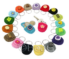 Keychain Coin Holders (Munthoudertjes) (Made by BeaG) Tags: cute fashion set handy circle keys design cozy coin keychain keyring key colorful pretty belgium coins handmade buttons unique crochet group belgi collection yarn cotton button change accessories colourful crocheted functional assortment holders clever holder changepurse fashionable accessory cozies coinholder innovative beag gehaakt buttonclosure sleutelhanger uniek indiedesigner cottonyarn innovatief innovantes uniquedesign handmadeaccessory handmadeaccessories crochetedkeychain handmadekeychain inovadores changeholder keychaincrochet crochetkeychain keychaincoinholder designedandmadebybeag ontworpenengemaaktdoorbeag keychaincoincozy coincozy keychainchangepurse keychainchangeholder crochetedcozy crochetedholder crochetedkeychaincoinholder munthoudertje changecozy gehaaktesleutelhanger crochetkeychains