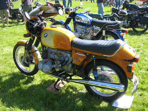 BMW R90S For Sale at OVM Vintage Motorcycle Show Corvallis