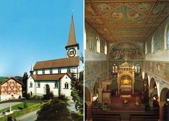 """Wallfahrtskirche """"Maria Hilf"""", Haslen AI"""