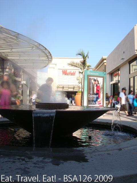Eat Travel Eat The Promenade Westfield Santa Anita