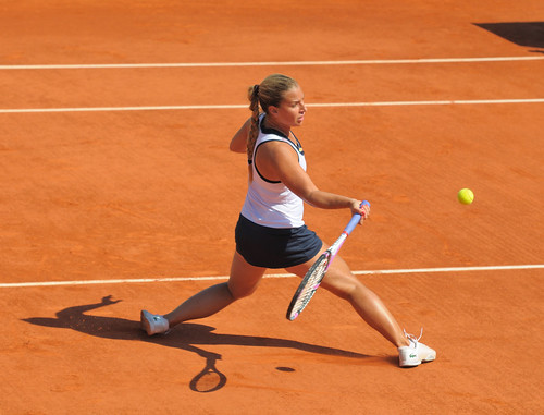Dominika Cibulkova - French Open 2009