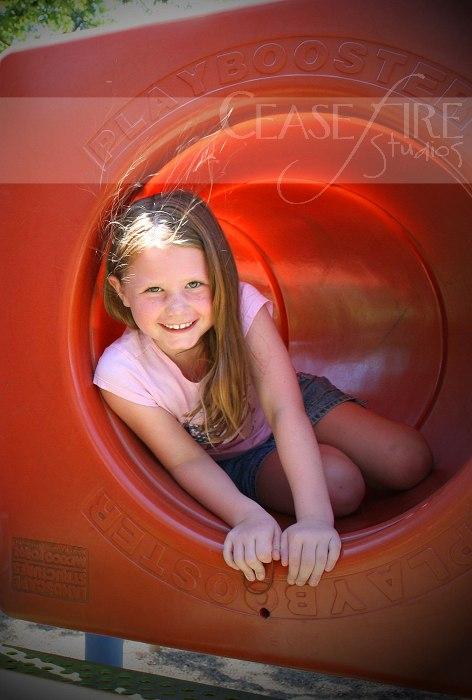 Maddie @ the park