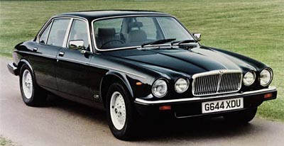 jaguar-xj6 by you.