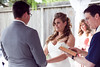 brown dress brown wedding dress photo