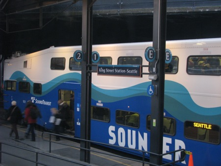 Sounder in Seattle