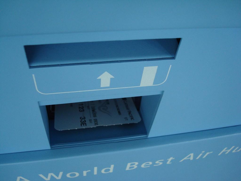 登機證列印