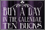 Buy a calendar day