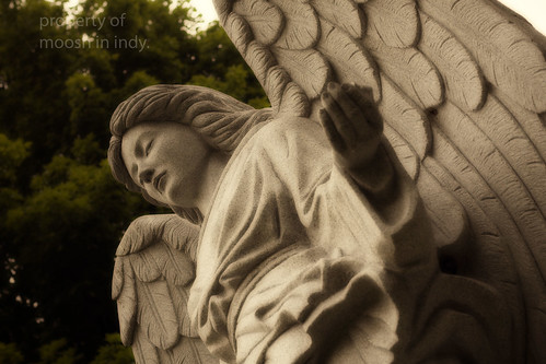 Crown Hill Angel
