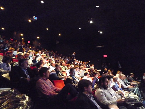 Crowd at 140 Conference
