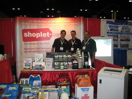 3638581641 8aebb748dd Shoplet at the GSA Show in San Antonio Texas!