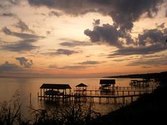 Sunset: June 24, 2009 (Tobyotter) Tags: sunset clouds virginia jamesriver newportnews flickrbestpics june242009