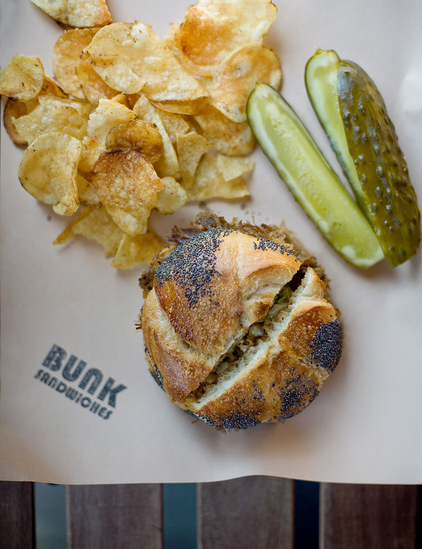 Bunk Sandwiches, Portland