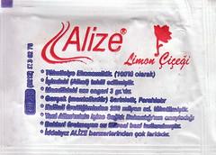 Alize - Arka