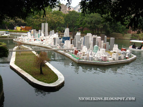 new york city replica