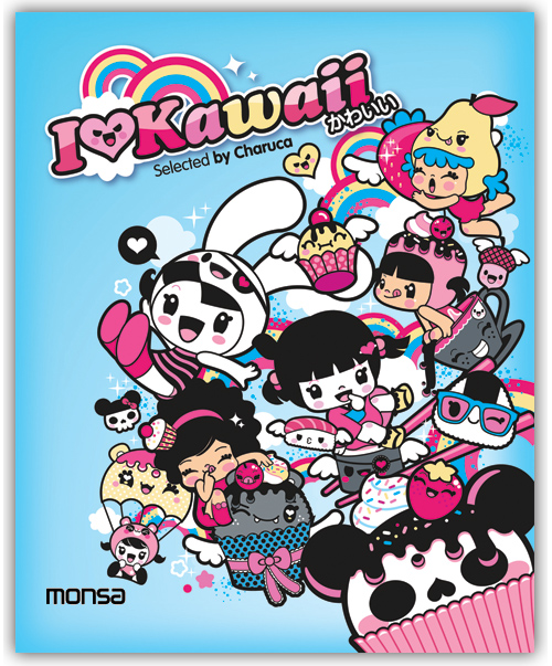 I_love_Kawaii_cover_Monsa.jpg